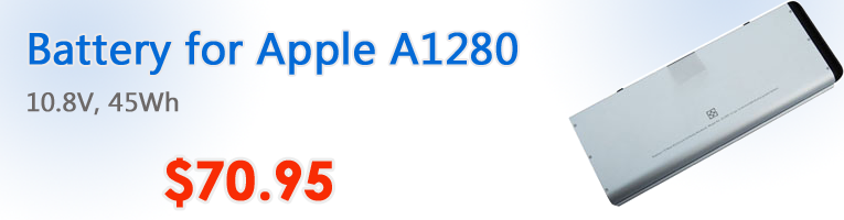 Apple A1280 battery