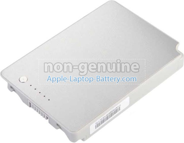 Battery for Apple PowerBook G4 15 inch M9677TA/A laptop