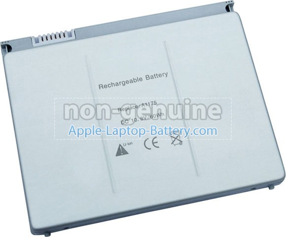 Battery for Apple MacBook Pro 15_ MA610J/A laptop