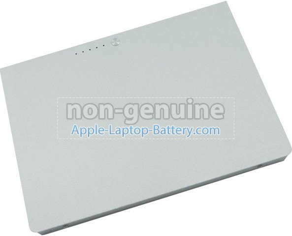 Battery for Apple MA458J/A laptop