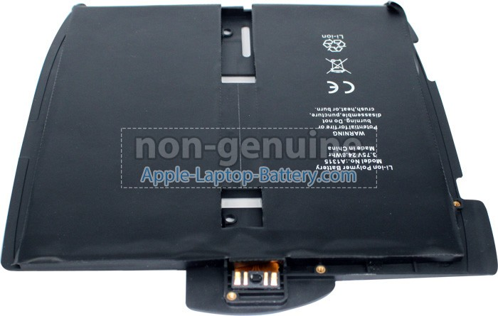 Battery for Apple 969TA028H laptop