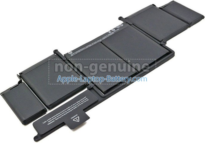 Battery for Apple MGX72LL/A laptop