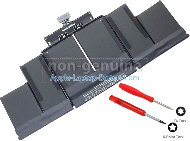 Battery for Apple MacBook Pro 15_ Retina A1398 (Mid 2014) laptop