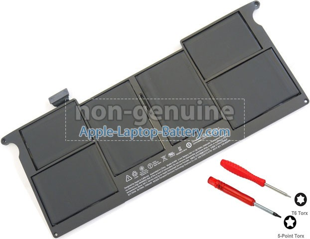 Battery for Apple A1465(EMC 2924) laptop