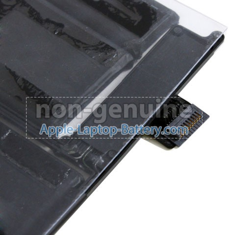 Battery for Apple MF841LL/A laptop