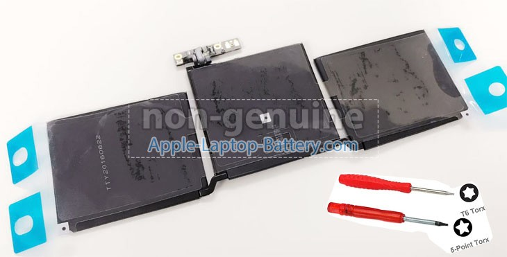 Battery for Apple MPXQ2LL laptop