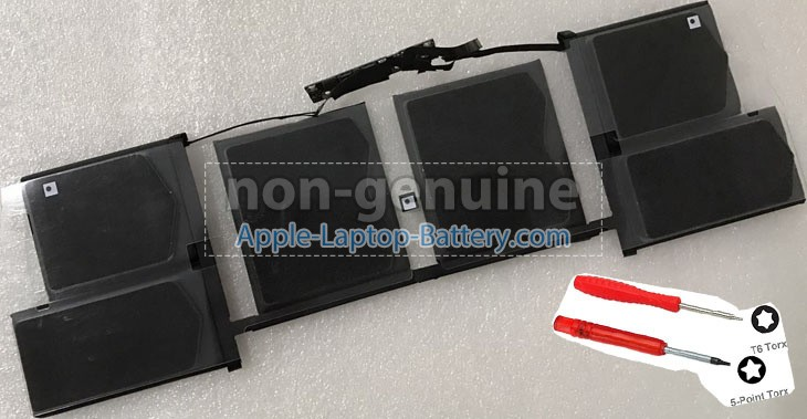 Battery for Apple A1707(EMC 3162) laptop