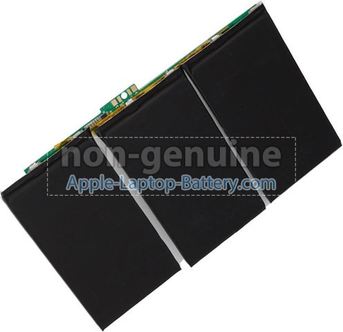 Battery for Apple MC989 laptop