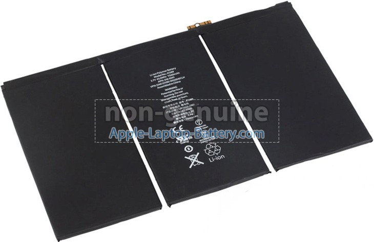 Battery for Apple iPad 4 laptop
