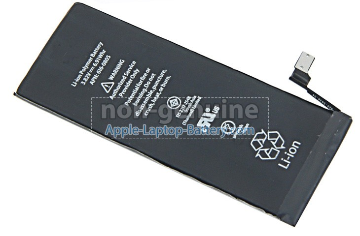 Battery for Apple 616-0804 laptop