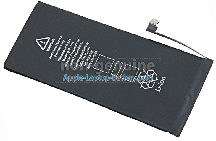 Battery for Apple MGA82LL/A laptop