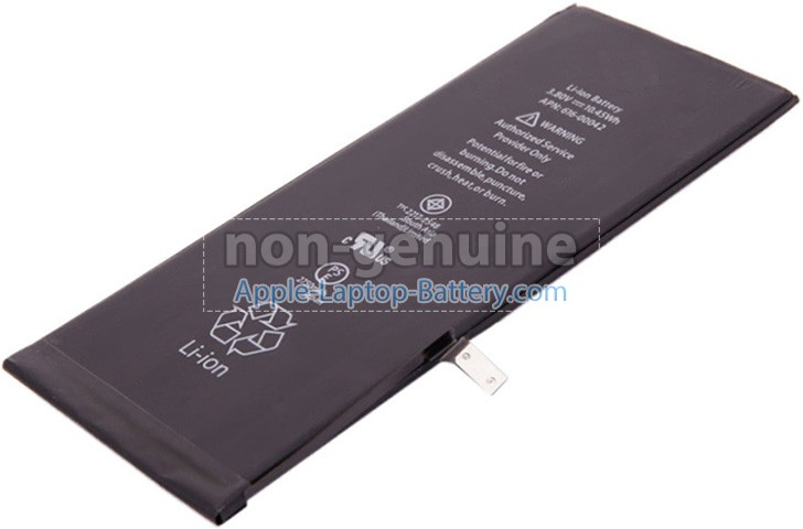 Battery for Apple A1634 laptop