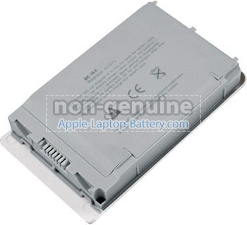 replacement Apple M9324G/A battery
