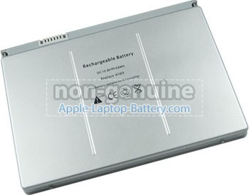 replacement Apple A1229(EMC 2137) battery