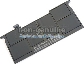 replacement Apple MD711E/A battery