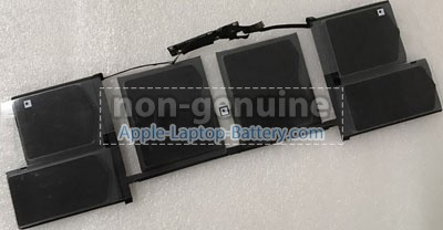 replacement Apple MacBook Pro 15.4 inch TOUCH A1707(EMC 3072) battery