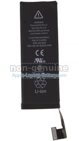 replacement Apple MD644LL/A battery